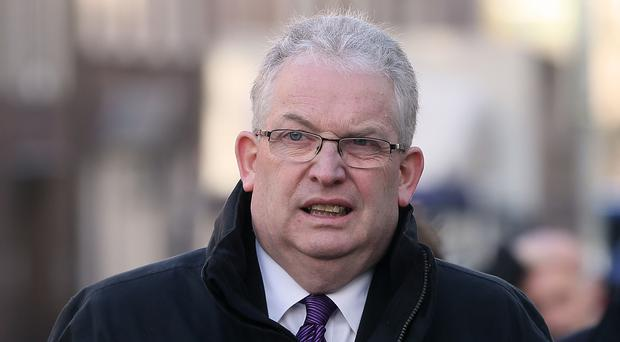 Tony O'Brien, director general of the Health Service Executive (Niall Carson/PA)