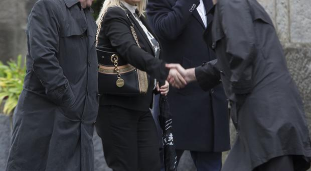 Michelle O'Neill at The 1916 Leaders Commemoration at Arbour Hill