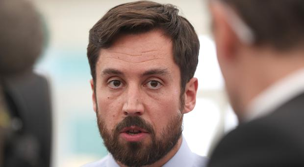 Housing Minister Eoghan Murphy (Niall Carson/PA)