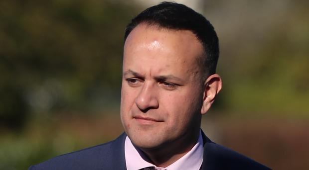 Taoiseach Leo Varadkar said the abortion vote was a once-in-a-generation decision for Irish people (Niall Carson/PA)