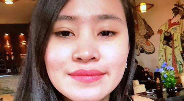 Jastine Valdez missing