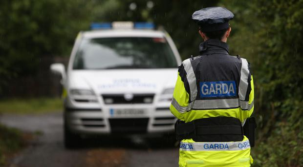 Gardai said Seamus Bell died in hospital on Saturday (Julien Behal/PA)