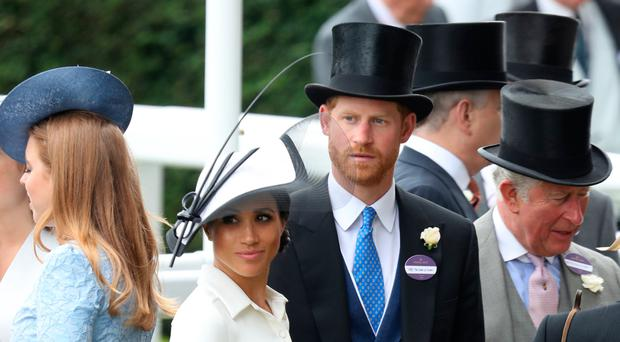 Newlyweds: The Duke and Duchess of Sussex