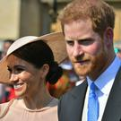 The Duke and Duchess of Sussex are to visit Dublin next month (Dominic Lipinski/PA)