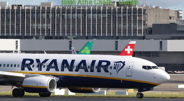 Ryanair pilots in Ireland to strike Thursday 12 July