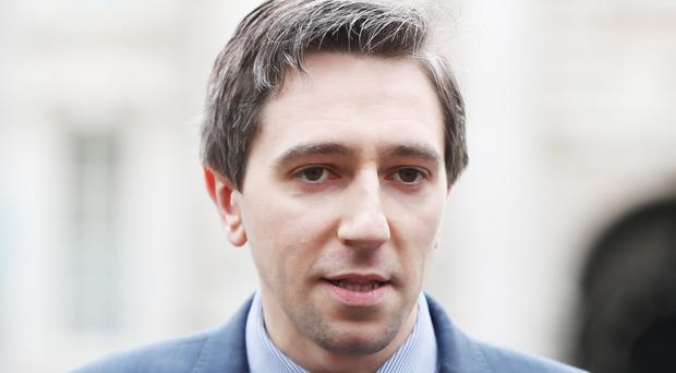 Health Minister Simon Harris said the Bill would make a difference (Niall Carson/PA)