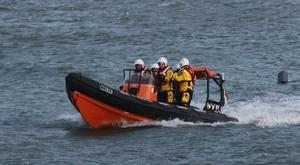 Two people have died after being rescued from the sea off the coast of Donegal. (File photo)
