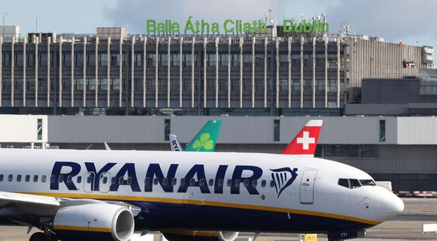 Ryanair to cancel 24 flights on Friday due to Ireland…