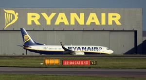 Ryanair voiced concerns over the impact of a hard Brexit (Chris Radburn/PA)
