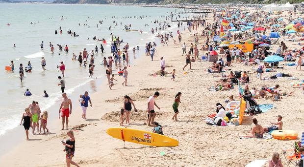Global warming to blame for Britain's heatwave, report finds