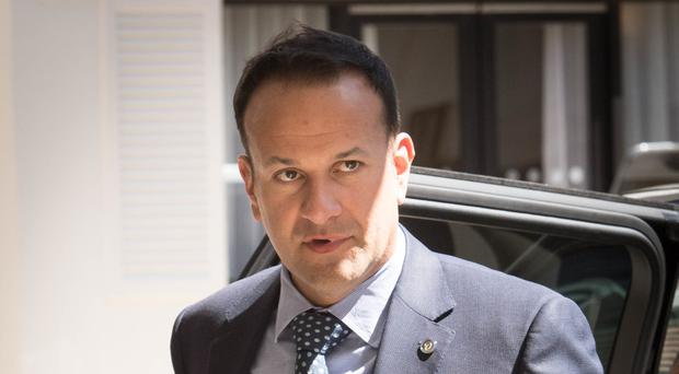 Leo Varadkar has been urged to apologise (Stefan Rousseau/PA)