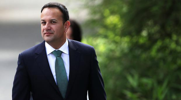 Leo Varadkar said he was limited as to what he can say during an ongoing court case (Brian Lawless/PA)