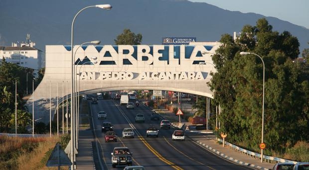 An Irish girl, 4, has drowned at the Spanish resort city of Marbella. Martin Keene/PA.