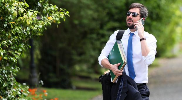 Minister for Housing Eoghan Murphy (Brian Lawless/PA)