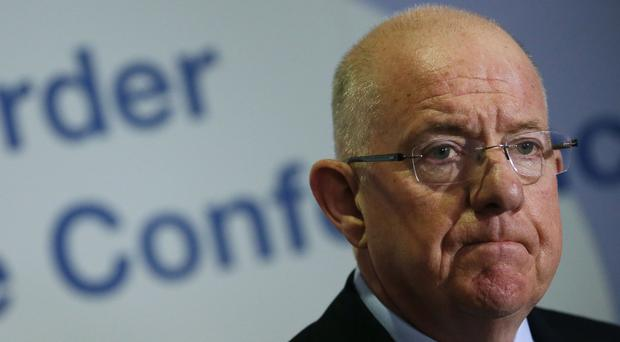 Justice Minister Charlie Flanagan (Brian Lawless/PA)