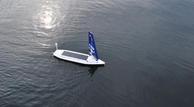 The Sailbuoy (Offshore Sensing AS/PA)