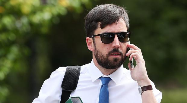 People Before Profit is to support a motion of no confidence in Housing Minister Eoghan Murphy (PA)