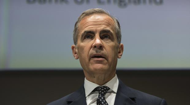 Bank of England Governor Mark Carney has warned that people may not be able to retire because of changes in the economy. Victoria Jones/PA.
