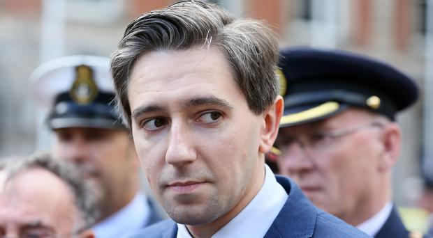 Health Minister Simon Harris welcomed the move (Brian Lawless/PA)