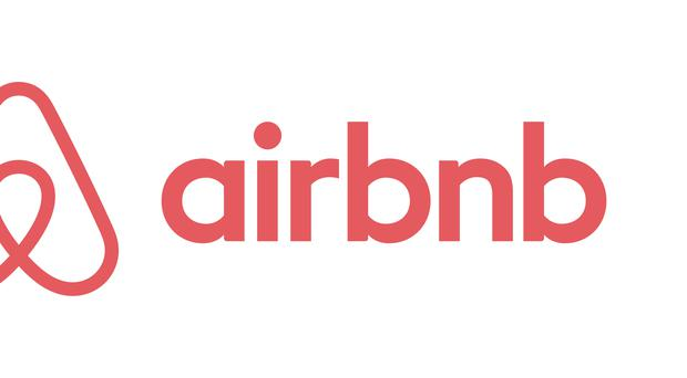 The Airbnb logo (Airbnb/PA)