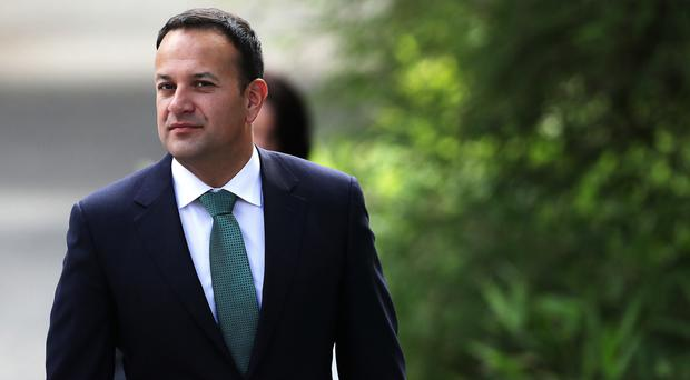 Leo Varadkar has earmarked Halloween as a potential deadline for concluding the exchanges (Brian Lawless/PA)