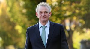 Peter Casey may withdraw from the Irish presidential race (Brian Lawless/PA)
