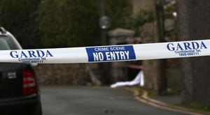 Gardai arrested the man in his mid-thirties