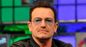 Bono is one of the founders of the Rise social impact investment fund
