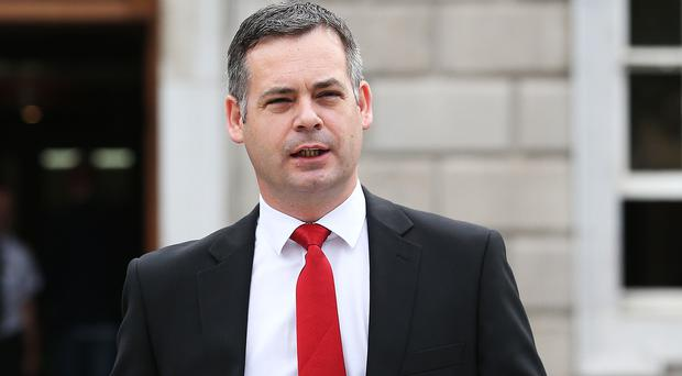 Sinn Fein finance spokesperson Pearse Doherty told the Dail on Thursday that radical reform of the childcare sector was needed (Brian Lawless/PA)