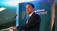 Taoiseach Leo Varadkar told the Dail he would not be supporting rent freeze proposals (Niall Carson/PA)