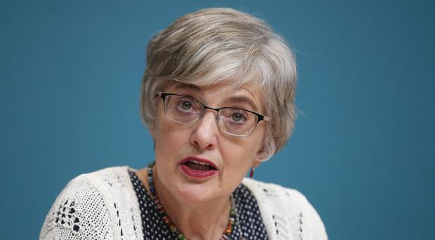 Children's Minister Katherine Zappone said the probe into allegations of abuse within Scouting Ireland has revealed there may be as many as 317 alleged victims. (Niall Carson/PA)