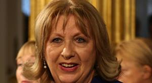 Mary McAleese spoke at the Politics Needs Women event in Dublin. P/A