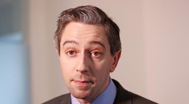 Simon Harris is expected to apologise to the Dail this week over information he provided on the cost of the new National Children's Hospital (Niall Carson/PA)