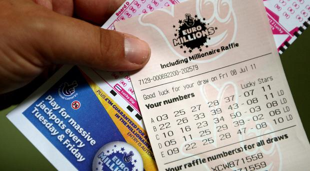 The Irish winner of a EuroMillions jackpot has come forward (PA)