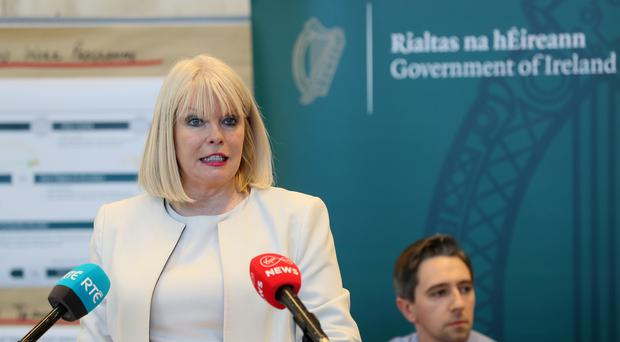 Mary Mitchell O'Connor wants a 'culture change' on campuse s(Brian Lawless/PA).