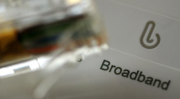 Cabinet approved the National Broadband Plan on Tuesday (Rui Vieira/PA)