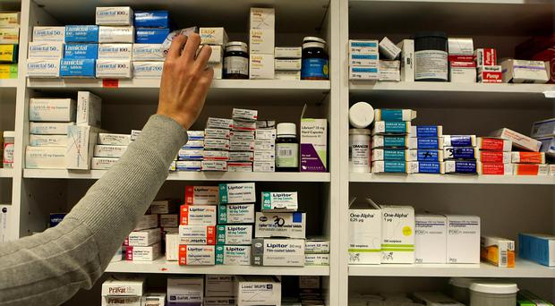 Concerns have been raised about the high cost of medicines (Julien Behal/PA)
