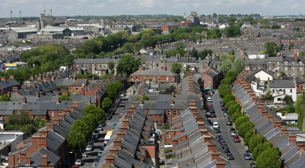 There were just 2,700 homes available to rent nationwide on May 1 (Niall Carson/PA)