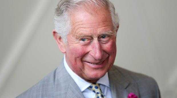 The Prince of Wales visits the Cool Planet Experience in Enniskerry (Chris Jackson/PA)
