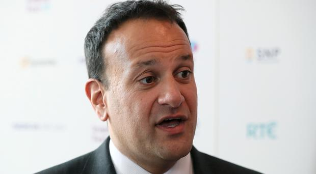 Leo Varadkar said Brexit was going to be back 'centre stage' in the coming days (Brian Lawless/PA)