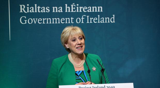 Minister for Business, Enterprise and Innovation Heather Humphreys (Brian Lawless/PA)