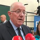 Irish Justice Minister Charlie Flanagan has apologised to Majella Moynihan (Michelle Devane/PA)