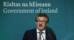 John Halligan (Brian Lawless/PA)