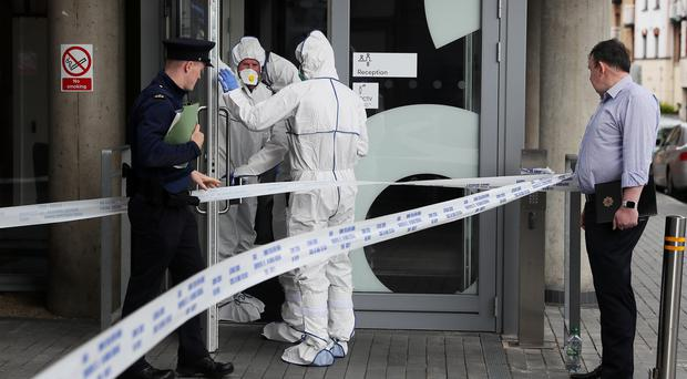 A woman has died after she suffered a number of injuries at an apartment in Dublin (Brian Lawless/PA)