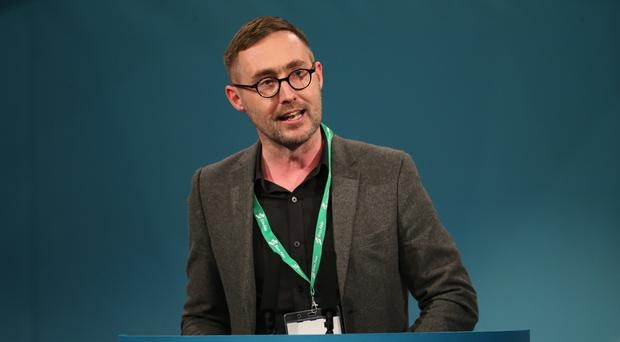 Eoin O Broin has hit out at the figures (PA)