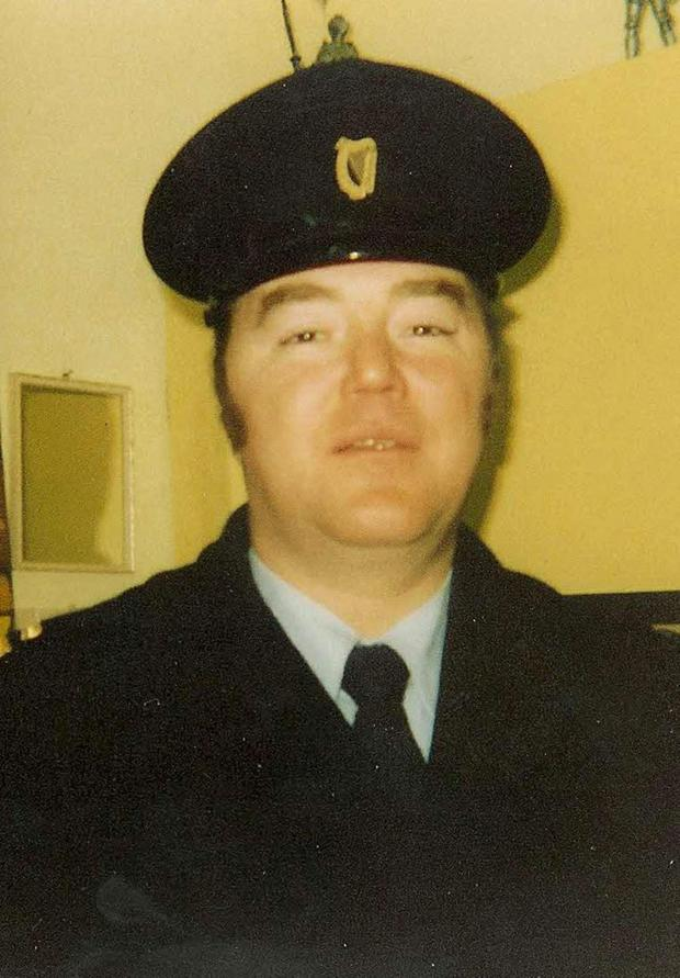 Prison officer Brian Stack