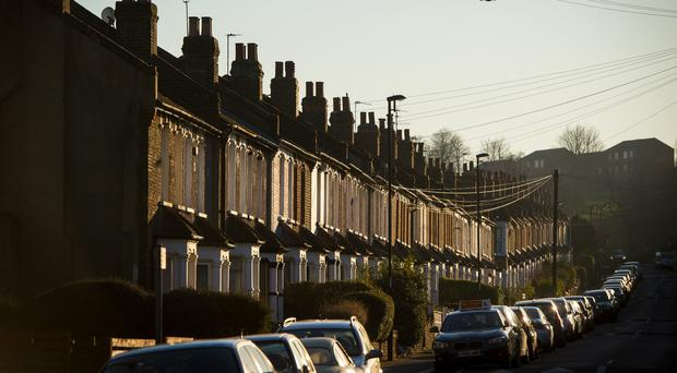 The lastest CSO figures show that residential property prices increased by 2% in the year to June (Dominic Lipinski/PA)