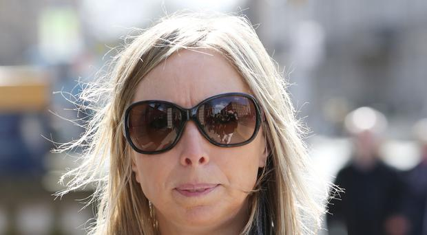Helen Dixon said said all information and documents used as proof of identification to obtain a PSC must be deleted (Niall Carson/PA)