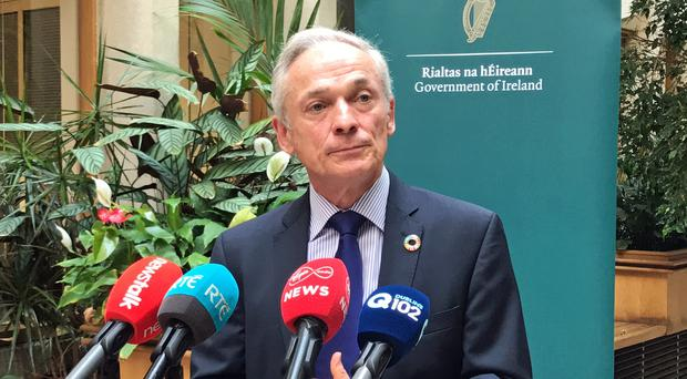 Communications Minister Richard Bruton said he will not ignore the findings of the Oireachtas Committee.