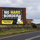 Violence in the event of a no-deal Brexit has been forecast by many if customs or border posts are introduced (Liam McBurney/PA)